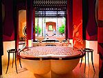 クラビ オーシャンビューのホテル : プーレイ ベイ ア リッツ カールトン リザーブ(Phulay Bay a Ritz-Carlton Reserve)のリザーブ プール ヴィラルームの設備 Bath Room