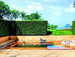クラビ オーシャンビューのホテル : プーレイ ベイ ア リッツ カールトン リザーブ(Phulay Bay a Ritz-Carlton Reserve)のリザーブ プール ヴィラ シービュールームの設備 Private Pool