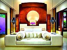 クラビ オーシャンビューのホテル : プーレイ ベイ ア リッツ カールトン リザーブ(1)のお部屋「ロイヤル ビーチ ヴィラ」