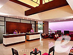 Reception : Phuvaree Resort, Long Stay, Phuket