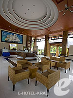 Lobby : Pilanta Spa Resort, Fitness Room, Phuket