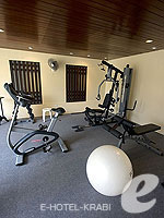 Fitness : Pilanta Spa Resort, Fitness Room, Phuket