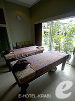 Spa : Pilanta Spa Resort, Fitness Room, Phuket
