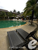 Swimming Pool : Pilanta Spa Resort, Koh Lanta, Phuket