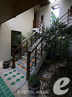 Stair : Pilanta Spa Resort, Fitness Room, Phuket