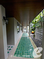 Passage : Pilanta Spa Resort, Fitness Room, Phuket