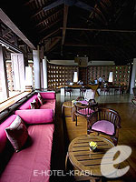 Lobby / Pimalai Resort & Spa, มีสปา