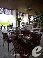 Restaurant : Pimalai Resort & Spa, with Spa, Phuket