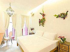 プーケット パトンビーチのホテル : ピムナラ ブティック ホテル(1)のお部屋「スタンダード」