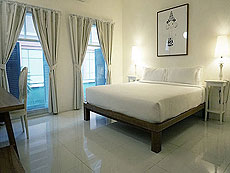 プーケット パトンビーチのホテル : ピムナラ ブティック ホテル(1)のお部屋「スーペリア」