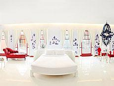 プーケット パトンビーチのホテル : ピムナラ ブティック ホテル(1)のお部屋「ロフト スイート」