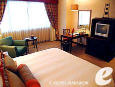 バンコク BTSプルンチット駅のホテル : ザ アテネ ホテル ラグジュアリー コレクション ホテル バンコク (The Athenee Hotel a Luxury Collection Hotel Bangkok)のお部屋「デラックス」