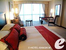 バンコク BTSプルンチット駅のホテル : ザ アテネ ホテル ラグジュアリー コレクション ホテル バンコク (The Athenee Hotel a Luxury Collection Hotel Bangkok)のお部屋「ロイヤル クラブ ルーム」