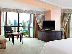バンコク BTSプルンチット駅のホテル : ザ アテネ ホテル ラグジュアリー コレクション ホテル バンコク (The Athenee Hotel a Luxury Collection Hotel Bangkok)のお部屋「ロイヤル クラブ ジュニア スイート」