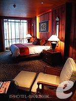 バンコク BTSプルンチット駅のホテル : ザ アテネ ホテル ラグジュアリー コレクション ホテル バンコク (The Athenee Hotel a Luxury Collection Hotel Bangkok)のロイヤル ターム スイートルームの設備 Room View