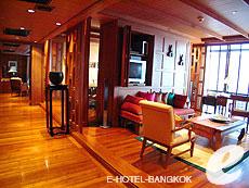 バンコク BTSプルンチット駅のホテル : ザ アテネ ホテル ラグジュアリー コレクション ホテル バンコク (The Athenee Hotel a Luxury Collection Hotel Bangkok)のお部屋「ロイヤル ターム スイート」