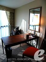 バンコク BTSプルンチット駅のホテル : ザ アテネ ホテル ラグジュアリー コレクション ホテル バンコク (The Athenee Hotel a Luxury Collection Hotel Bangkok)のロイヤル クラブ スイートルームの設備 Room View
