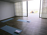 Yoga StudioCOMO Point Yamu Phuket