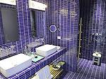 プーケット 会議室ありのホテル : コモ ポイント ヤム プーケット(COMO Point Yamu Phuket)のベイルームの設備 Bath Room