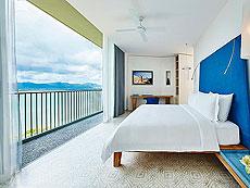 プーケット 会議室ありのホテル : コモ ポイント ヤム プーケット(1)のお部屋「ポイント ヤム スイート」