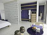 プーケット 会議室ありのホテル : コモ ポイント ヤム プーケット(COMO Point Yamu Phuket)のベランダルームの設備 Room View