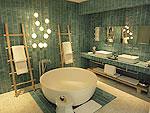 プーケット 会議室ありのホテル : コモ ポイント ヤム プーケット(COMO Point Yamu Phuket)のベイ スイートルームの設備 Bath Room