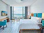 プーケット 会議室ありのホテル : コモ ポイント ヤム プーケット(COMO Point Yamu Phuket)のベランダ スイートルームの設備 Bedroom