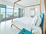 プーケット 会議室ありのホテル : コモ ポイント ヤム プーケット(COMO Point Yamu Phuket)のベランダ プール スイートルームの設備 Bedroom