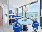 プーケット 会議室ありのホテル : コモ ポイント ヤム プーケット(COMO Point Yamu Phuket)のパンガー スイートルームの設備 Living Room