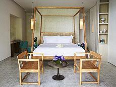 プーケット 会議室ありのホテル : コモ ポイント ヤム プーケット(1)のお部屋「パンガー プール スイート」