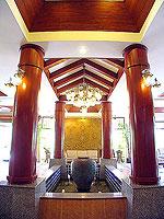 プーケット パトンビーチのホテル : ポッパ パレス 「Lobby」