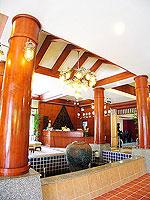 プーケット 2ベッドルームのホテル : ポッパ パレス 「Lobby」