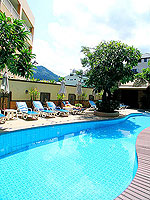 Swimming Pool : Poppa Palace, under USD 50, Phuket