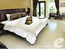 プーケット ロングステイのホテル : ポッパ パレス(1)のお部屋「ファミリー デプレックス 2ベッドルーム」