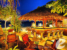 Restaurant : Poppies Samui, Beach Front, Phuket