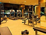 Fitness : President Palace Hotel, Couple & Honeymoon, Phuket
