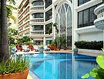 Swimming Pool / President Solitaire Hotel & Spa, มีสปา