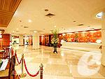 バンコク スクンビットのホテル : プリンストン バンコク ホテル 「Lobby」