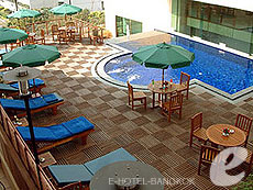 Princeton Bangkok Hotel, Swiming Pool, Phuket