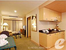 Exective One Bedroom Single : Princeton Bangkok Hotel, Ratchadapisek, Bangkok