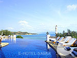 Main Pool : Baiyoke Seacoast Resort, Couple & Honeymoon, Phuket
