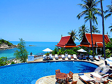 Baiyoke Seacoast Resort, Pool Villa, Phuket