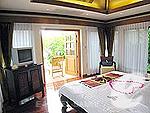 サムイ島 チョンモーンビーチのホテル : バイヨーク シーコースト サムイ(Baiyoke Seacoast Resort)の1ベッドルーム プライベート プール ヴィラルームの設備 Bedroom