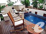 サムイ島 チョンモーンビーチのホテル : バイヨーク シーコースト サムイ(Baiyoke Seacoast Resort)の1ベッドルーム プライベート プール ヴィラルームの設備 Private Pool