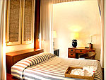 Room View : Deluxe at Rachamankha, Couple & Honeymoon, Chiangmai