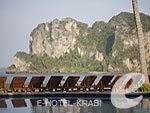 Swimming Pool / Railay Bay Resort & Spa, อยู่หน้าหาด