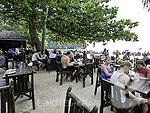 Beach Restaurant : Railay Village Resort & Spa, Beach Front, Phuket