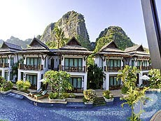 Railay Village Resort & Spa, Family & Group, Phuket