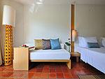 プーケット カロンビーチのホテル : ラマダ プーケット サウスシー(Ramada Phuket Southsea)のスーペリア(ツイン)ルームの設備 Bedroom