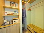 プーケット カロンビーチのホテル : ラマダ プーケット サウスシー(Ramada Phuket Southsea)のデラックス クラブ イージー プールアクセス(ツイン)ルームの設備 Bedroom